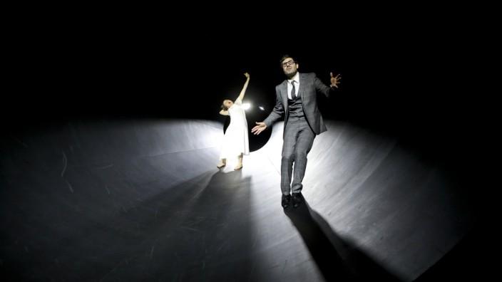 """""""Graf Öderland"""" von Max Frisch, Regie Stefan Bachmann, Theater Basel/ Münchner Residenztheater"""