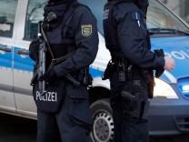 Polizeieinsatz wegen Terroralarms in Chemnitz