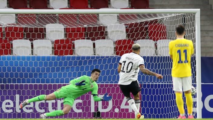 Germany v Romania - 2021 UEFA European Under-21 Championship