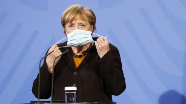 Merkel und Spahn zur Verwendung von AstraZeneca