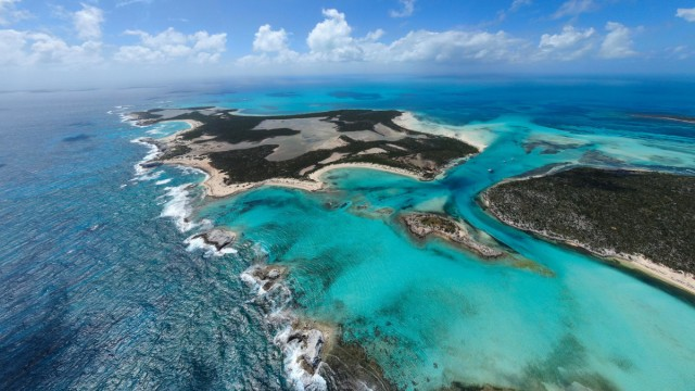 Bahamas-Privatinsel wird versteigert