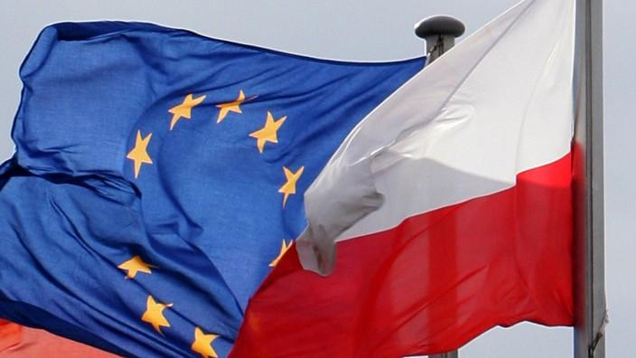 Polen klagt vor dem EuGH gegen EU-Rechtsstaatsklausel