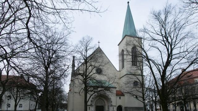 Christuskirche in München, 2020