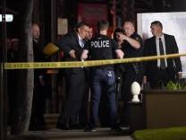 USA: Mehrere Tote nach Schüssen in Kalifornien
