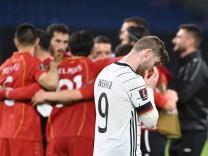 Deutschland - Nordmazedonien