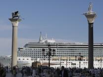 Venedig: Verbannung der Monster