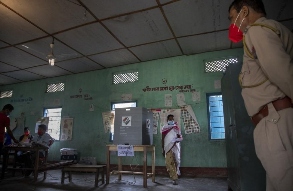 Parlamentswahlen in indischen Bundesstaaten