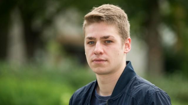 Krankenpfleger Alexander Jorde