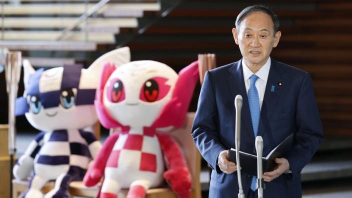 Olympischer Fackellauf beginnt in Fukushima