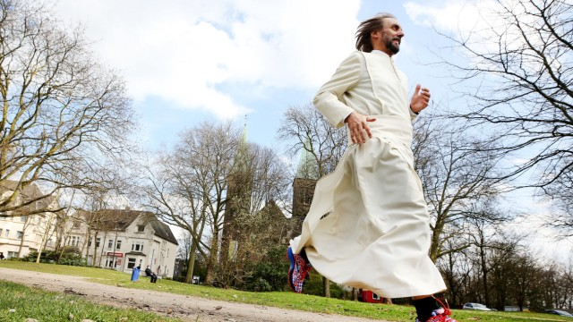 Marathon-Pater Tobias