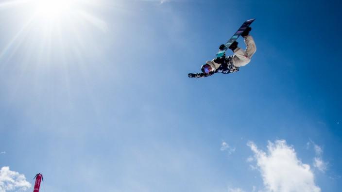 Snowboard - Weltcup in Aspen