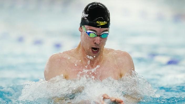Schwimmen - Olympia-Qualifikation
