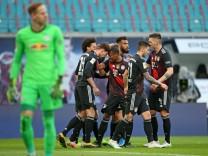 03.04.2021, Fussball 1. Bundesliga 2020/2021, 27. Spieltag, RB Leipzig - FC Bayern München, in der Red Bull Arena Leipz
