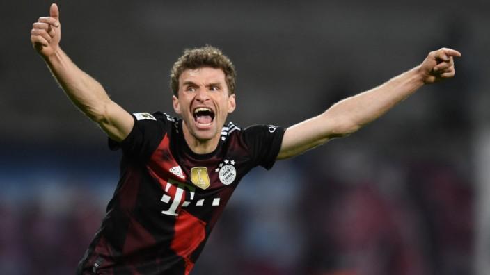 FC Bayern: Thomas Müller: Hellwach gegen Leipzig