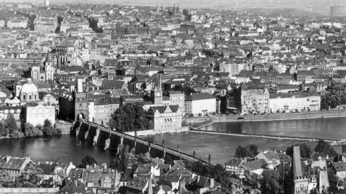 Panorama von Prag, 1942