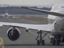 Coronavirus - Flughafen Frankfurt