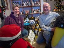 Leute: Von ausgedruckten Mails und gesammelten Pinguinen
