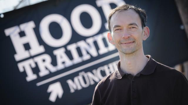 Möchte das Hood Training an mehreren Orten in München etablieren: Mitorganisator Clemens Bartmann.