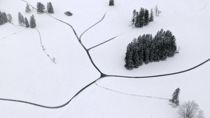 Wetter in Südbayern
