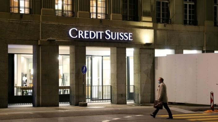 Credit Suisse versenkt Milliarden im Archegos-Debakel - Wirtschaft