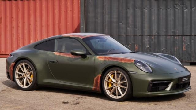 Pressebild Porsche Patina Paint_(c) Porsche