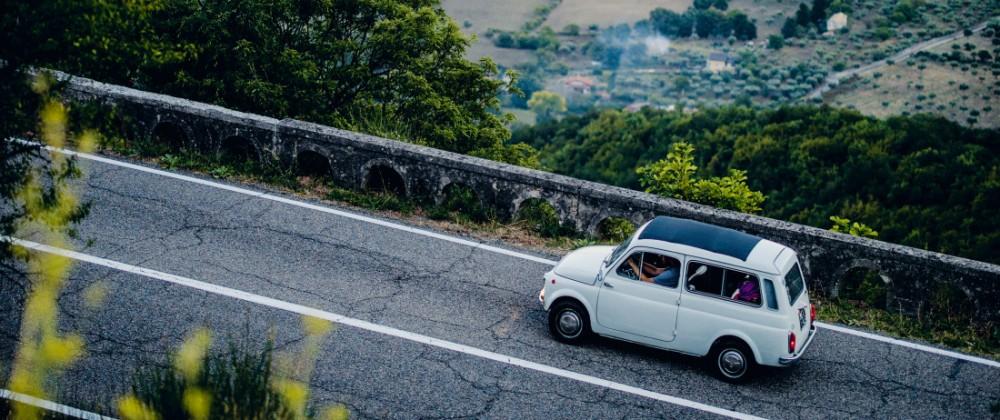 """Das Fiat-Modell """"Die Gärtnerin"""""""