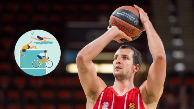 Paul Zipser 16 (FC Bayern), FC Bayern Basketball vs. Panathinaikos Athen, EuroLeague, 04.03.2021 Muenchen Bayern Deutsch