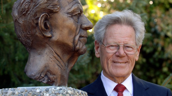 Theologe Hans Küng