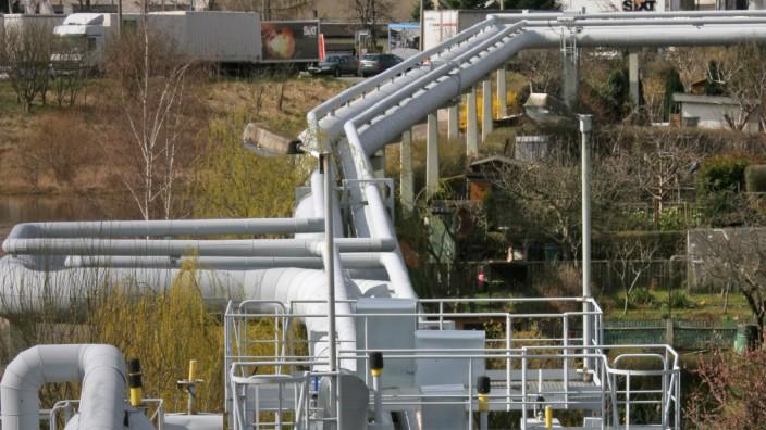 Fernwärmeleitungen in Gera - Wohngelderhöhung