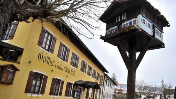 Etterschlag:  Gasthof -  Zum alten Wirt
