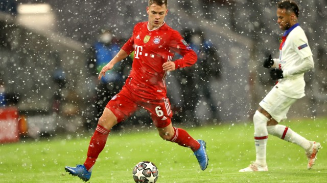 FC Bayern Munich v Paris Saint-Germain - UEFA Champions League Quarter Final: Leg One