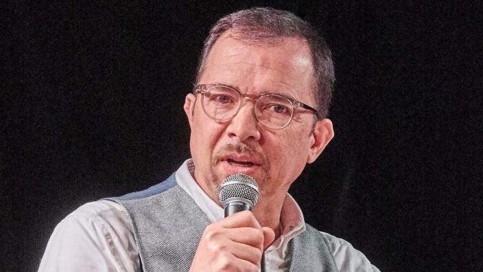 Grafing, Bgm Kandidaten im JIG; Claus Eimer