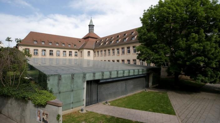 FILE PHOTO: France's National School of Administration, ENA, (Ecole Nationale d'Administration) is seen in Strasbourg