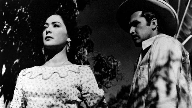 El río y la muerte, 1954