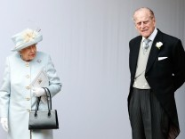 Britisches Königshaus: Queen Elizabeth II. und Prinz Philip