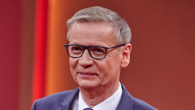 Quizmoderator Günther Jauch