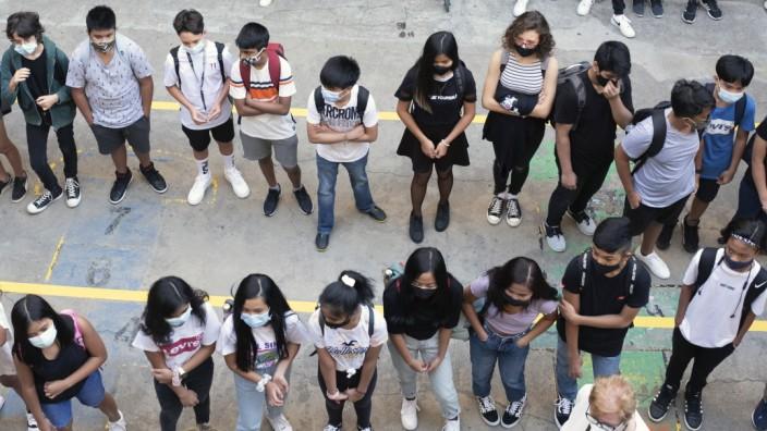 Spain's Schools Reopen Amid Coronavirus As Teachers Struggle