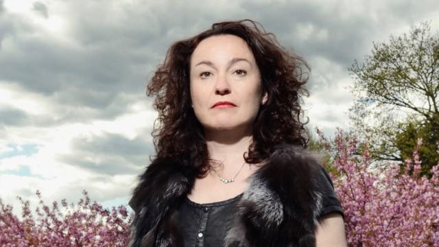 Andrea Pancur  Sängerin  von Alpen Klezmer