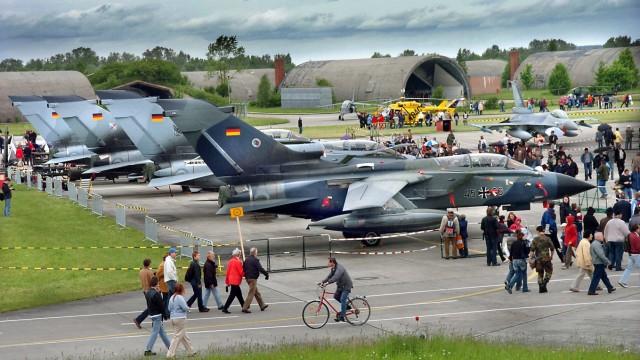 Tag der offenen Tür im Fliegerhorst Erding, 2006