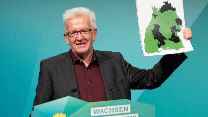 Landesparteitag Grüne Baden-Württemberg