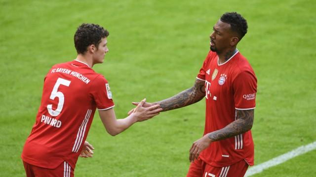Football: Bundesliga - day 28: Bayern Munich v 1. FC Union Berlin