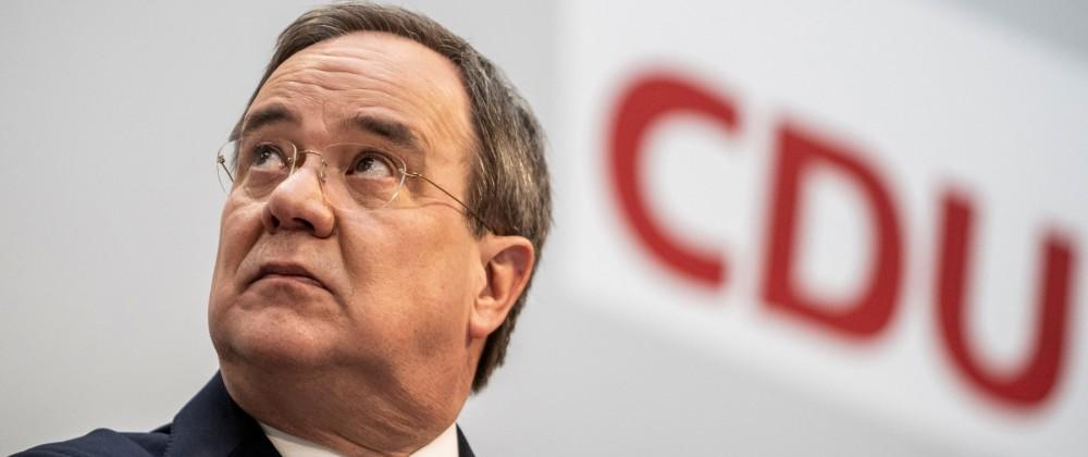 Die K-Frage bei der CDU/CSU - Laschet