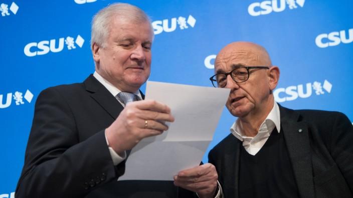 Bayerns Ex-Justizminister Sauter hat alle Parteiämter abgegeben