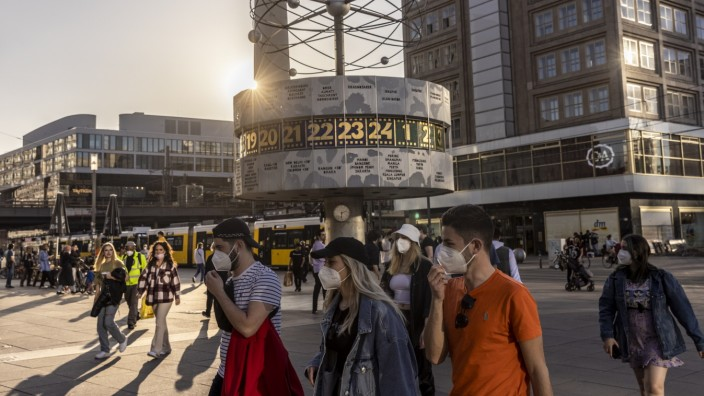 Germany Enters Third Wave Of Coronavirus Pandemic, Eases Some Lockdown Measures