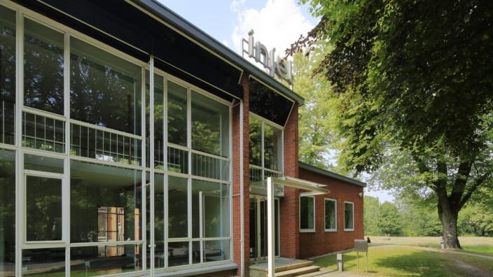 Grimme Institut in Marl Ruhrgebiet Nordrhein Westfalen Medienkultur Medienbildung Medienwissens