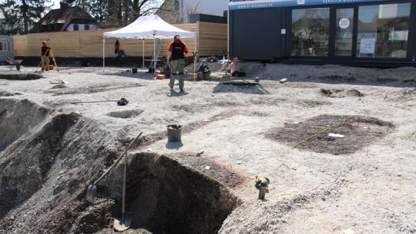 Ausgrabungen in Neufahrn