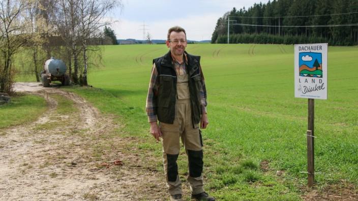 Nitrat belastete Flächen