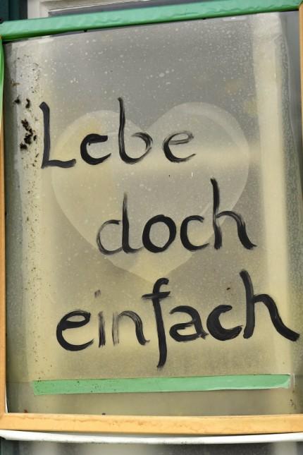Schlagenhofen, Ausstellung Gisela Forster