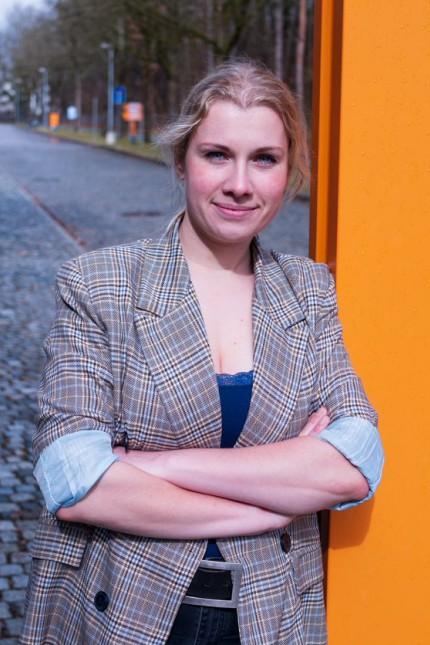 Luise Timm, Bundeswehruniversität Neubiberg
