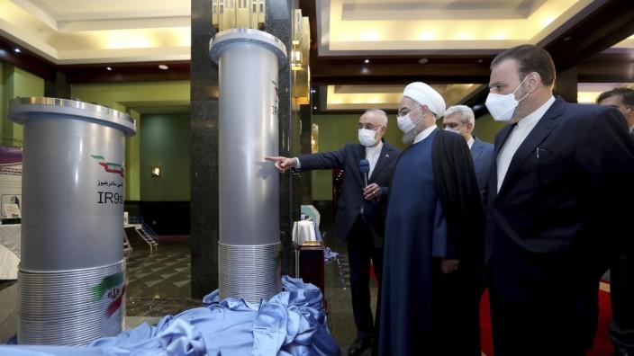 """Iran meldet ´Zwischenfall"""" in Atomanlage Natans"""